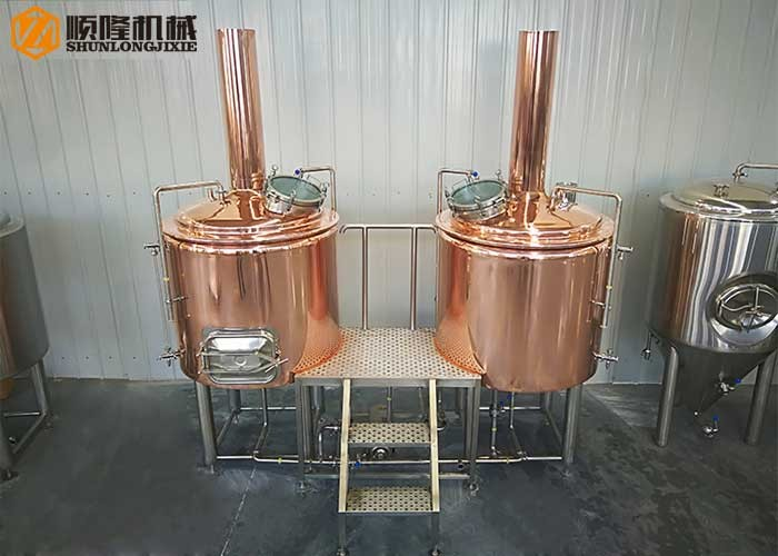 500L Home Brewing Machine Small Beer Brewing Equipment na sprzedaż