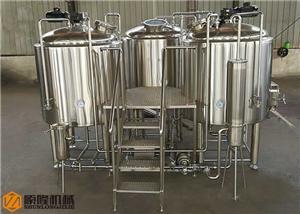 Le système de brassage stable a aidé le bel équipement d'usine de bière d'apparence 1200l