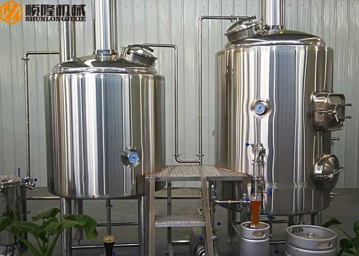 300L Home Brewery Equipment Small Beer Brewing Equipment For Sale