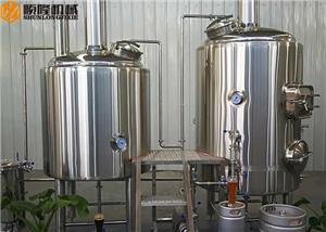 Équipement de brassage à la maison 300L petit équipement de brassage de bière à vendre
