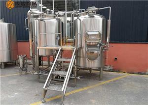 Craft Beer Brewing Equipment Micro Beer Brewery Equipment 300L