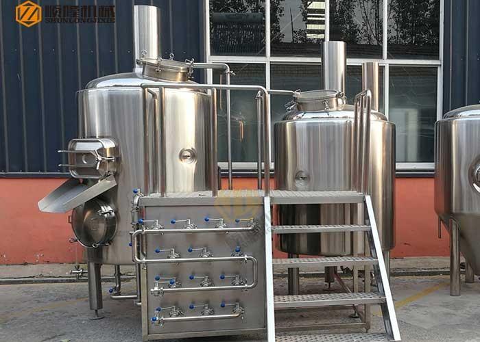 3BBL Pub Brewery Популярное микро-пивоваренное оборудование