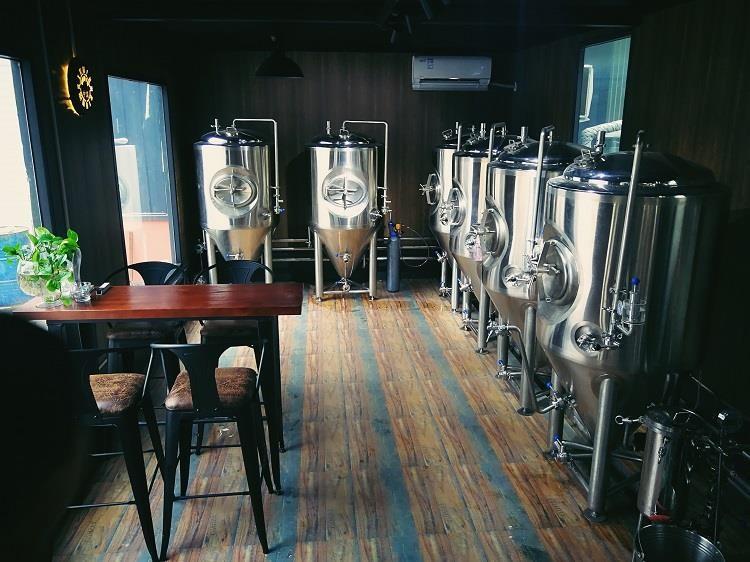 Bière Pub Décoration Et Succès Cas