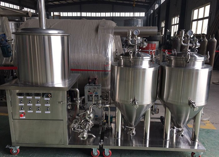 50L Free Installation Micro Brewery Home Mini Beer Brewery Equipment For Sale