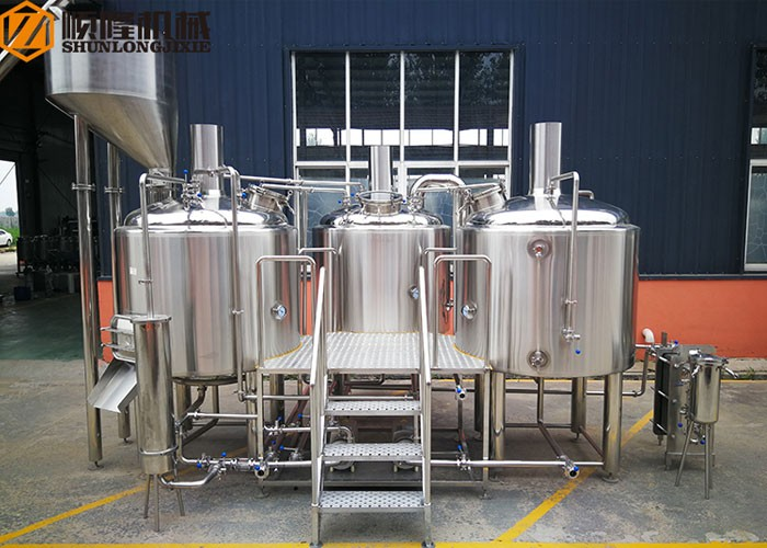 1000L Craft Beer Equipment Gorąca sprzedaż 10HL Micro Brew Brewery Equipment