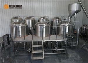 Turnkey Microbrewery System 10BBL Beer Brewing Equipment