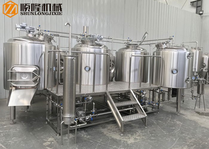 15BBL Beer Brewery Equipment 1800L Beer Brewery System