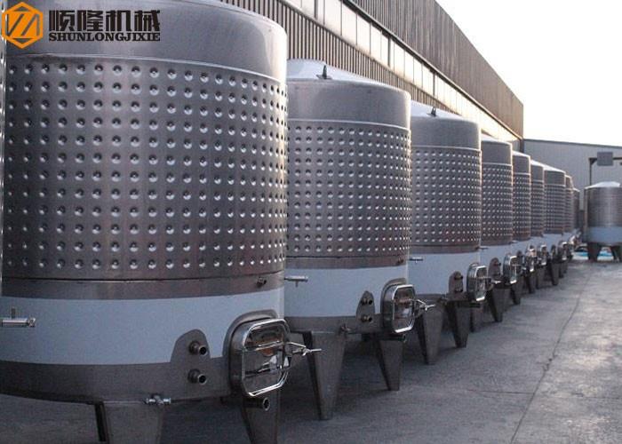 Edelstahl Wein Fermentation Tank