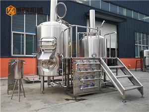 5bbl brewing machine 500L micro brewhouse equipment