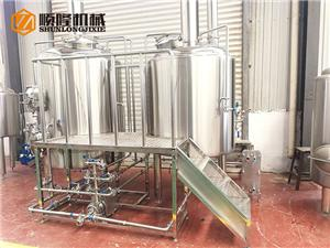 500L micro beer brewery 5BBl equipment for sales