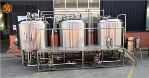 the price of 1000L beer brewery equipment for brewhouse