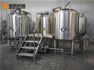 1000L professional beer brewing equipment