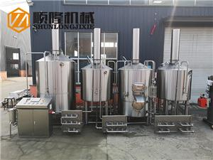 1000L micro beer brewery equipment