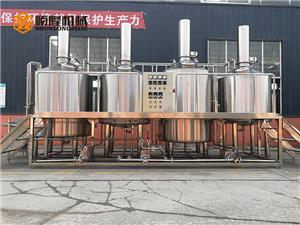 10BBL craft beer brewing equipment for industrial