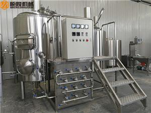 5BBl mini commercial beer brewery equipment
