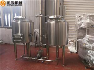 200L beer equipment with 2 vessels for sale