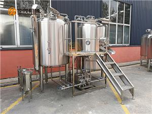 factory 500L beer brewery equipment for sale