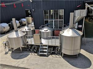 3000L industrial craft beer brewery equipment