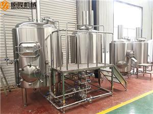 micro 300L commercial beer brewing equipment