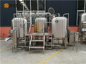 micro 500L craft beer brewing equipment for sale