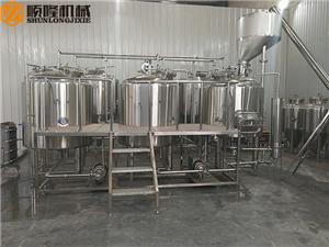 micro 500L industrial beer brewing equipment