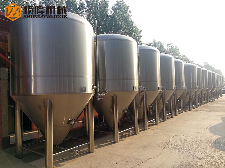 4T beer fermentation tanks for sale