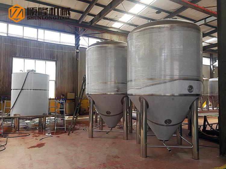 5T beer fermentation tanks for sale