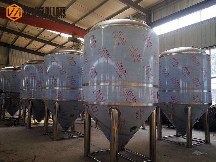 6T beer fermentation tanks for sale