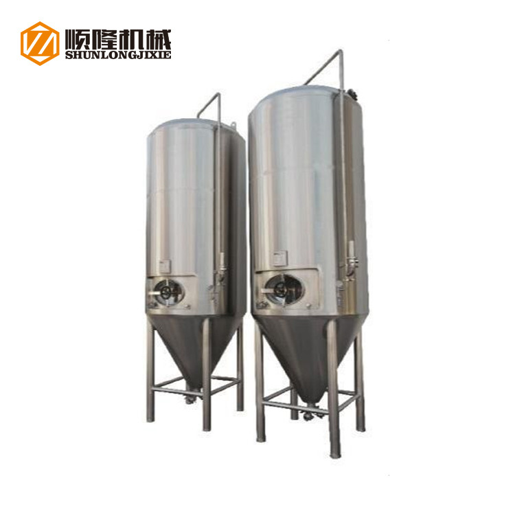 15T industrial beer fermentation tanks