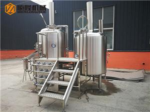 micro 500L beer brewery equipment for sale