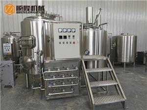 craft 300L industrial beer brewery equipment