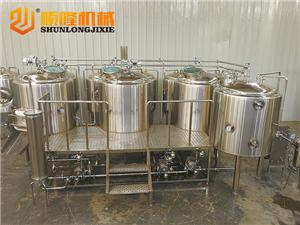 1000L traditional beer brwing equipment for sale