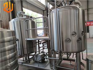500L 2 vessels beer brewing equipment