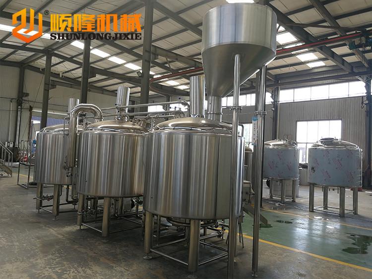 fabriquer de l'équipement de brassage de bière 1000L