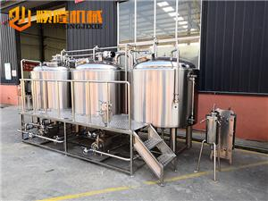 1000L 3 vessels beer brewery equipment