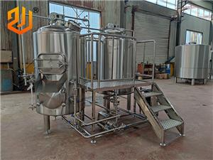 mini factory 300L beer brewery equipment for sale