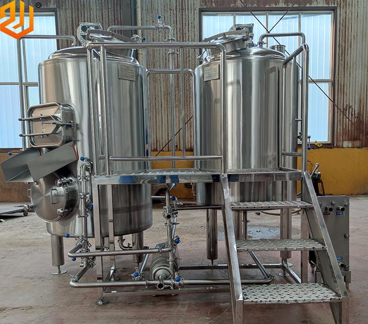 fabriek 300L commerciële bierbrouwerijapparatuur