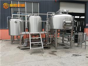 2 ton bierbrouwerijapparatuur