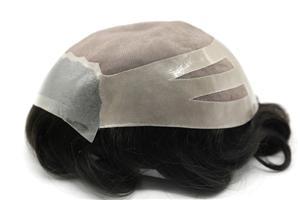 فاين مونو 3 طبقات بو نظام الشعر الخلفي في المخزون