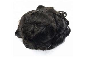 ALL French Lace Hair Replacement System For Men
