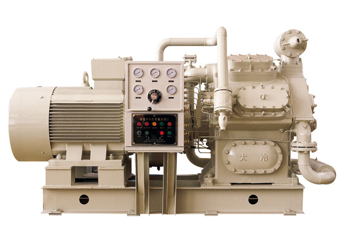 Ammonia Reciprocating Compessor Unit