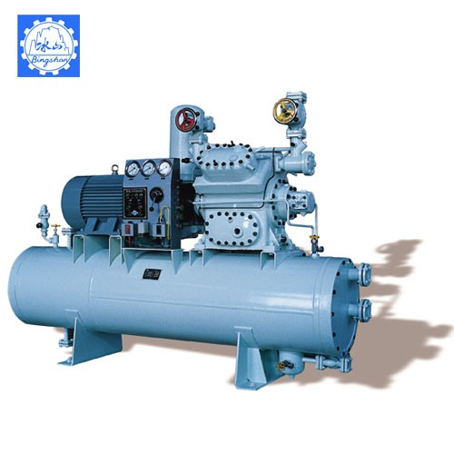 4 Cylinders Reciprocating Comperssor Unit