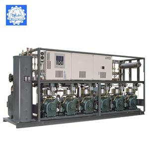 Tandem Central Compressor Unit (Midium Temp)