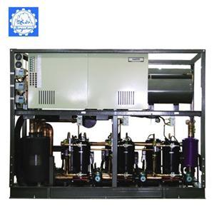 Scroll Compressor Jednostka równoległy