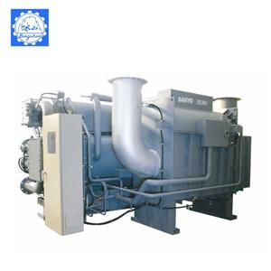 Hulladékhő / kipufogógáz újrahasznosító hűtő / fűtőberendezés