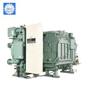 Közvetlen tüzelésű LiBr abszorpciós hűtő / fűtőberendezés