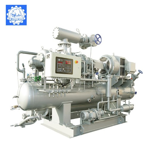 Screw Compressor Unit (Dual-stage)