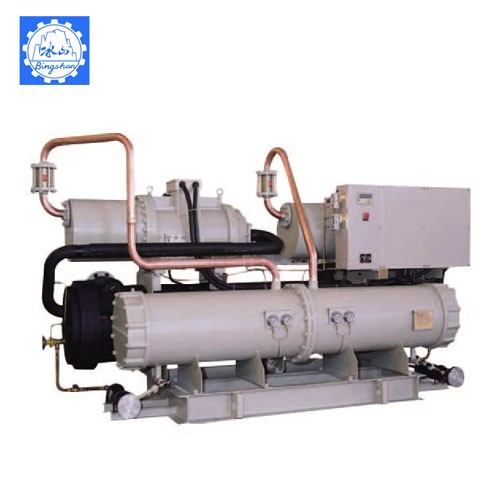 Semi-hermetic Screw Chiller
