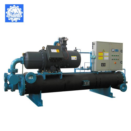 Semi-hermetic Screw Chiller (Single Host)