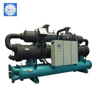 Semi-hermetic Screw Chiller (Double-host)